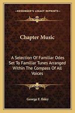 Chapter Music af George F. Ilsley