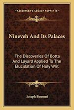 Nineveh and Its Palaces af Joseph Bonomi