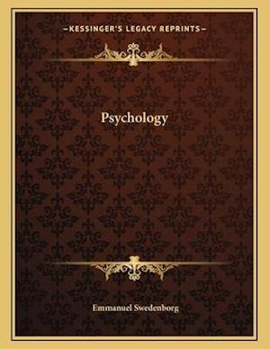 Psychology af Emmanuel Swedenborg