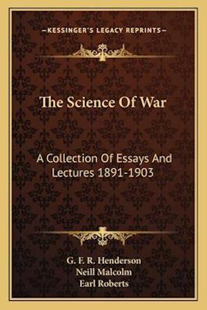 The Science of War af G. F. R. Henderson