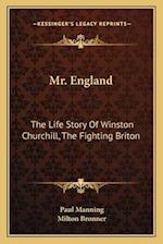 Mr. England af Paul Manning, Milton Bronner
