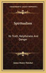 Spiritualism af James Henry Fletcher