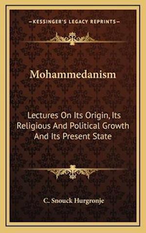 Mohammedanism af C. Snouck Hurgronje