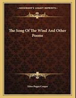 The Song of the Wind and Other Poems af Edna Poppe Cooper