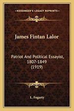 James Fintan Lalor af L. Fogarty