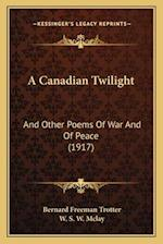 A Canadian Twilight af Bernard Freeman Trotter