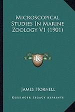 Microscopical Studies in Marine Zoology V1 (1901) af James Hornell