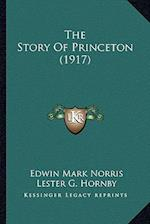The Story of Princeton (1917) af Edwin Mark Norris