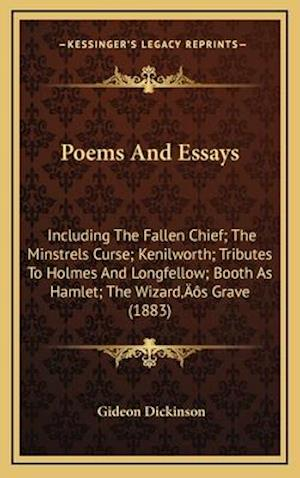 Poems and Essays af Gideon Dickinson
