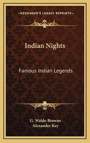 Indian Nights af G. Waldo Browne