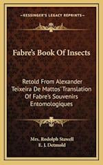 Fabre's Book of Insects af Mrs Rodolph Stawell