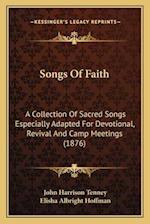 Songs of Faith af Elisha Albright Hoffman, John Harrison Tenney