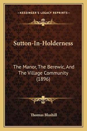 Sutton-In-Holderness af Thomas Blashill