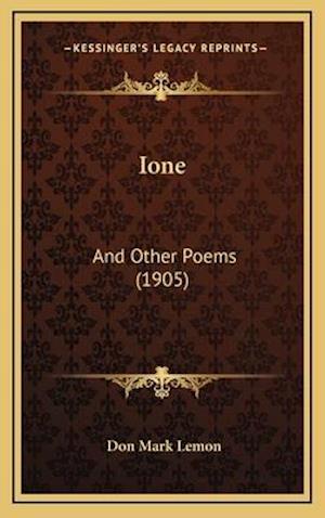 Ione af Don Mark Lemon
