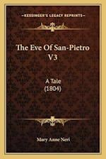 The Eve of San-Pietro V3 af Mary Anne Neri