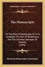 The Manuscripts af Historical Manuscripts Commission