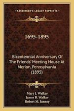 1695-1895 af Mary J. Walker, James B. Walker