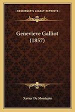 Genevieve Galliot (1857) af Xavier De Montepin