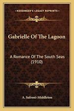 Gabrielle of the Lagoon af A. Safroni-Middleton
