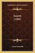 Sonetti (1904) af Cesare Pascarella