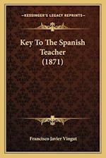 Key to the Spanish Teacher (1871) af Francisco Javier Vingut