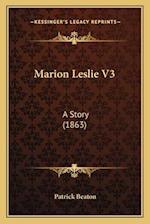 Marion Leslie V3 af Patrick Beaton