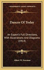 Dances of Today af Albert W. Newman