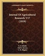 Journal of Agricultural Research V17 (1919) af E. S. Schultz, Neil E. Stevens, C. H. Higgins