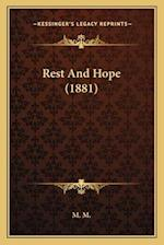 Rest and Hope (1881) af M. M.