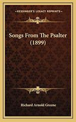 Songs from the Psalter (1899) af Richard Arnold Greene