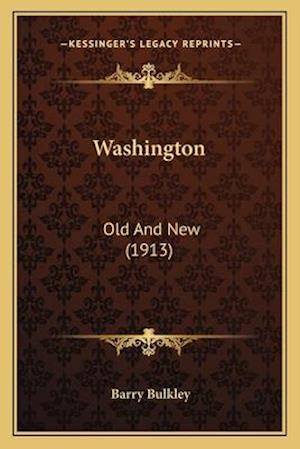 Washington af Barry Bulkley