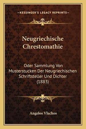 Neugriechische Chrestomathie af Angelos Vlachos