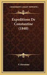 Expeditions de Constantine (1840) af V. Devoisins