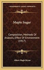 Maple Sugar af Albert Hugh Bryan