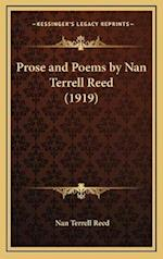 Prose and Poems by Nan Terrell Reed (1919) af Nan Terrell Reed