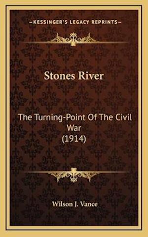 Stones River af Wilson J. Vance