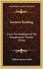 Sermon Reading af William Spooner Smith