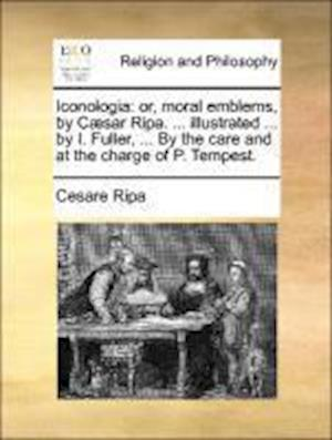 Iconologia af Cesare Ripa