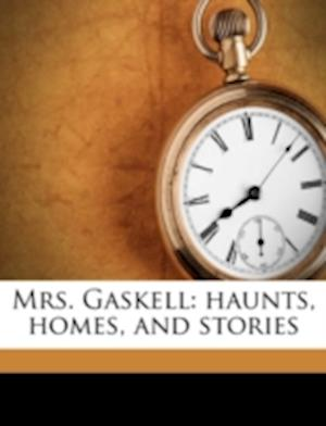 Mrs. Gaskell af Esther Alice Chadwick