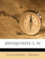 Antiquitates af Bernardi, Flavius Josephus