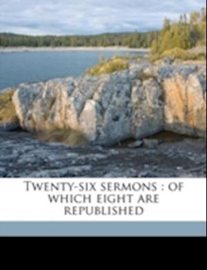 Twenty-Six Sermons af Richard Ramsden