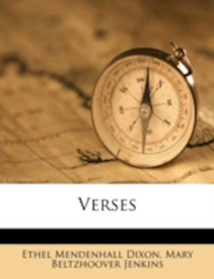Verses af Ethel Mendenhall Dixon, Mary Beltzhoover Jenkins