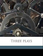 Three Plays af Noel Leslie