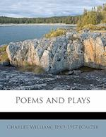 Poems and Plays af Charles William Cayzer