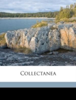 Collectanea af J. Harvey B. 1860 Bloom, Sidney Graves Hamilton, Cosmo Alexander Gordon