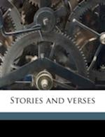 Stories and Verses af James Goodwin Gibson, Mary Stewart Durie