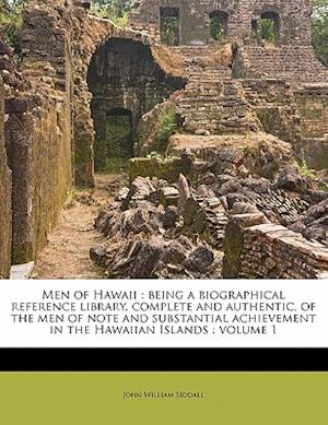 Men of Hawaii af John William Siddall