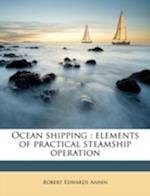 Ocean Shipping af Robert Edwards Annin