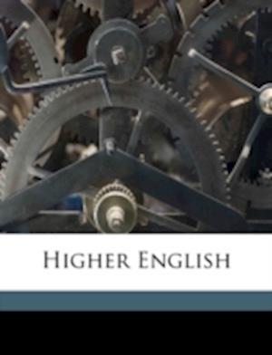 Higher English af F. J. Rahtz