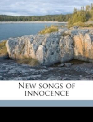 New Songs of Innocence af Janet Logie Robertson